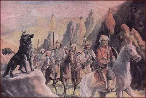 ujgur tortenelem